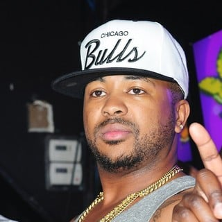 The-Dream in The-Dream Hosts Dwight Freeney's Birthday Celebration