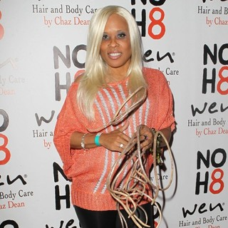 The Dutchess in NOH8 Celebrity Studded 4th Anniversary Party - Arrivals