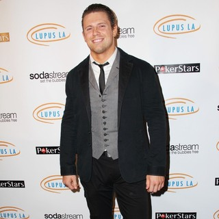 The Miz in Get Lucky for Lupus LA! Event - Arrivals