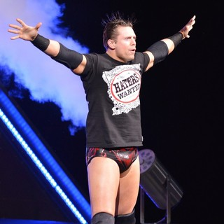 The Miz in WWE Live