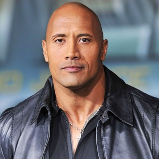 The Rock in Los Angeles Premiere of Faster