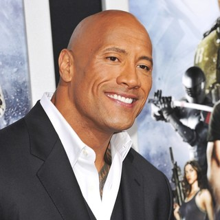 The Rock in G.I. Joe: Retaliation LA Premiere - Arrivals