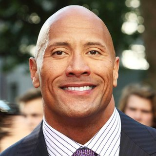 The Rock in The World Premiere of San Andreas - Arrivals