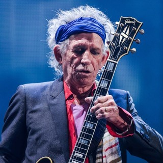 Keith Richards, The Rolling Stones in The 2013 Glastonbury Festival