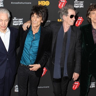 HBO Presents The Rolling Stones Crossfire Hurricane Premiere