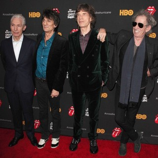 The Rolling Stones in HBO Presents The Rolling Stones Crossfire Hurricane Premiere