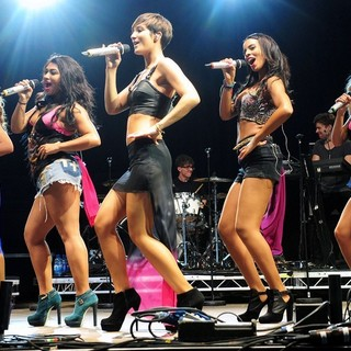 The Saturdays in V Festival - Day Two