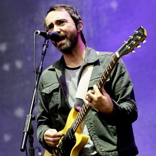 James Mercer, The Shins in Leeds Festival 2012 - Day Three