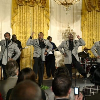 The Temptations in Celebrate African American History Month