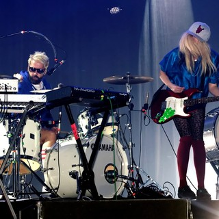 The Ting Tings in The Ting Tings Perform Live in Concert During The MIDEM Music Market