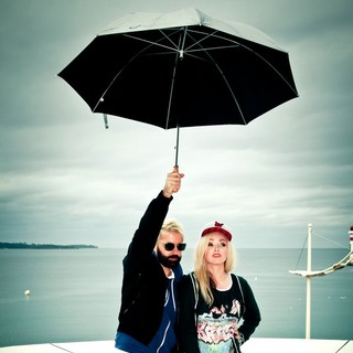 The Ting Tings in MIDEM Festival 2012 Photocall at Palais des Festivals