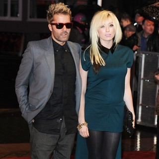 The Ting Tings in The UK Premiere of RED - Arrivals