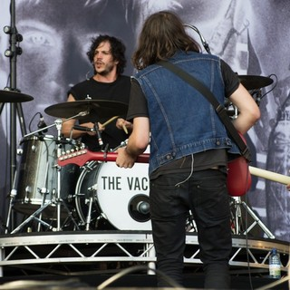 The Vaccines in Leeds Festival 2012 - Day Three