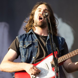 Justin Young, The Vaccines in Leeds Festival 2012 - Day Three