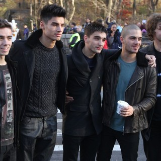 The Wanted in 86th Annual Macy's Thanksgiving Day Parade