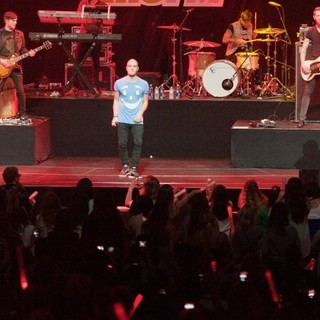 The Wanted in KIIS FM's Jingle Ball 2012 - Night 2 - Show