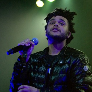 The Weeknd in The Weeknd Playing A Headline Gig