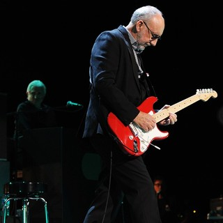 Pete Townshend, The Who in The Who Perform on Opening Night of The Quadrophenia Tour