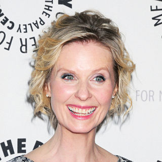 Cynthia Nixon in 'The Big C' Cast Attends A Special Screening