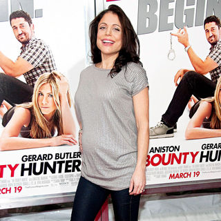 Bethenny Frankel in Premiere of 'The Bounty Hunter' - Arrivals