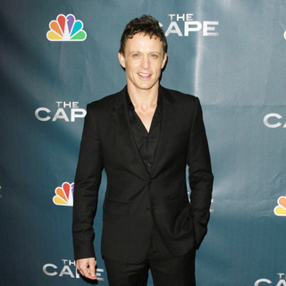 "David Lyons in Premiere Party for ""The Cape"""