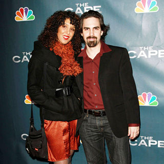 "Bear McCreary in Premiere Party for ""The Cape"""