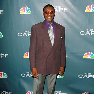 "Keith David in Premiere Party for ""The Cape"""