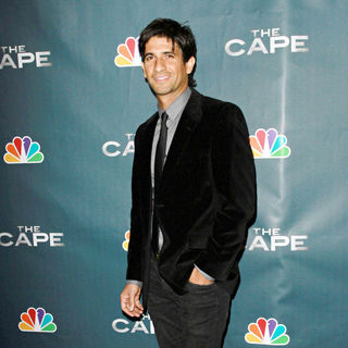 "Raza Jaffrey in Premiere Party for ""The Cape"""
