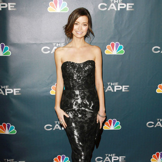 "Summer Glau in Premiere Party for ""The Cape"""