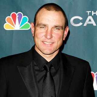 "Vinnie Jones in Premiere Party for ""The Cape"""