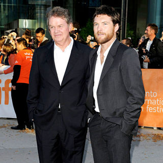 John Madden, Sam Worthington in The 35th Toronto International Film Festival - 'The Debt' Premiere - Arrivals