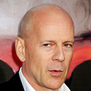 Bruce Willis in Los Angeles Premiere of 'The Expendables'