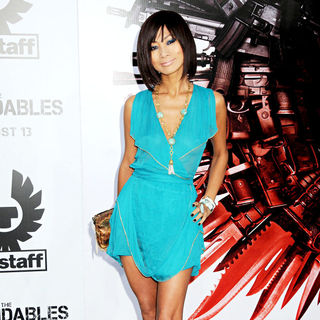 Bai Ling in Los Angeles Premiere of 'The Expendables'
