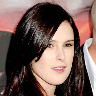 Rumer Willis in Los Angeles Premiere of 'The Expendables'
