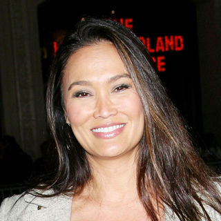 "Tia Carrere in Los Angeles Premiere of ""The Fighter"""