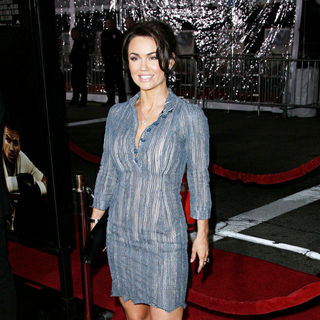 "Kelly Carlson in Los Angeles Premiere of ""The Fighter"""