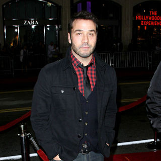 "Jeremy Piven in Los Angeles Premiere of ""The Fighter"""