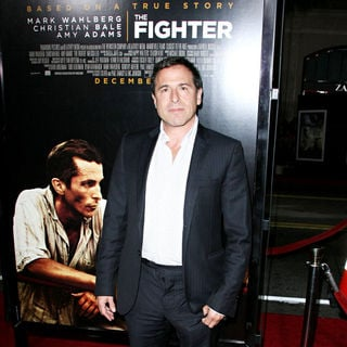 "David O. Russell in Los Angeles Premiere of ""The Fighter"""