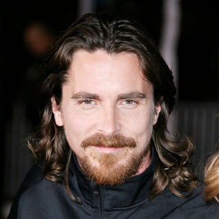 "Christian Bale in Los Angeles Premiere of ""The Fighter"""