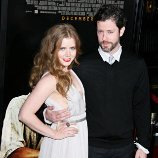 "Amy Adams, Darren Le Gallo in Los Angeles Premiere of ""The Fighter"""
