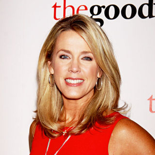 Deborah Norville in The First Season DVD Debut and The Second Season Premiere of The CBS TV Show 'The Good Wife'