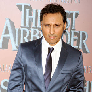 Aasif Mandvi in Premiere of 'The Last Airbender' - Arrivals