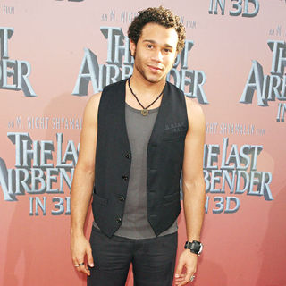 Corbin Bleu in Premiere of 'The Last Airbender' - Arrivals