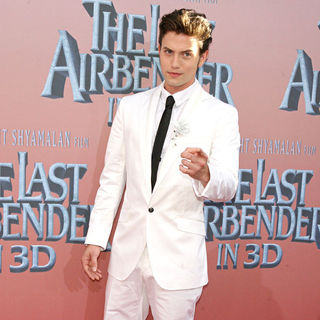 Jackson Rathbone in Premiere of 'The Last Airbender' - Arrivals