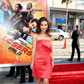 "Kristina Anapau in The LA Premiere of ""The Losers"""