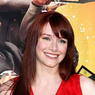 "Bryce Dallas Howard in The LA Premiere of ""The Losers"""
