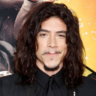 "Oscar Jaenada in The LA Premiere of ""The Losers"""