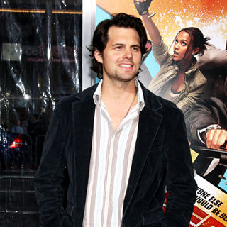 "Kristoffer Polaha in The LA Premiere of ""The Losers"""
