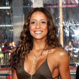 "Dania Ramirez in The LA Premiere of ""The Losers"""