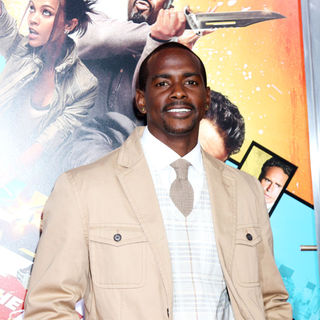 "Keith Robinson in The LA Premiere of ""The Losers"""